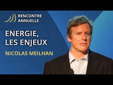 L'économie et la géopolitique à travers l'énergie - Nicolas Meilhan - AuCOFFRE.com