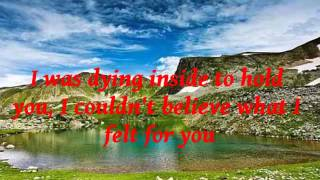 Dying Inside To Hold You.wmv (with lyrics)