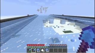 Infinitely Expandable Ice Generator: The Ice Rink   Minecraft