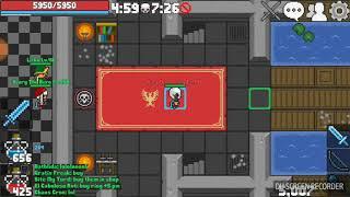 Arena Wars fun.. Rucoy Online..