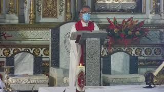 Santa Eucaristía Martes 14 Septiembre  2021- 7:30 am  Basílica Señor de los Milagros de Buga