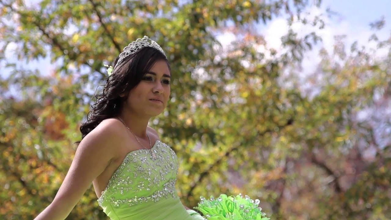 Yanerie Flores Xv 10 20 2012 Youtube