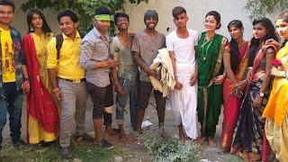 Drama hi bhuk kashi re/Rajendra Gawate &Group
