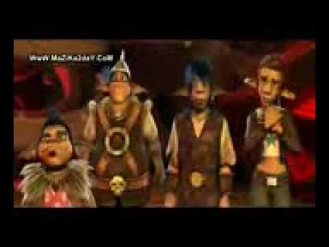 افلام كارتون العودة إلى غايا Back to Gaya مدبلج بالعربي YouTube