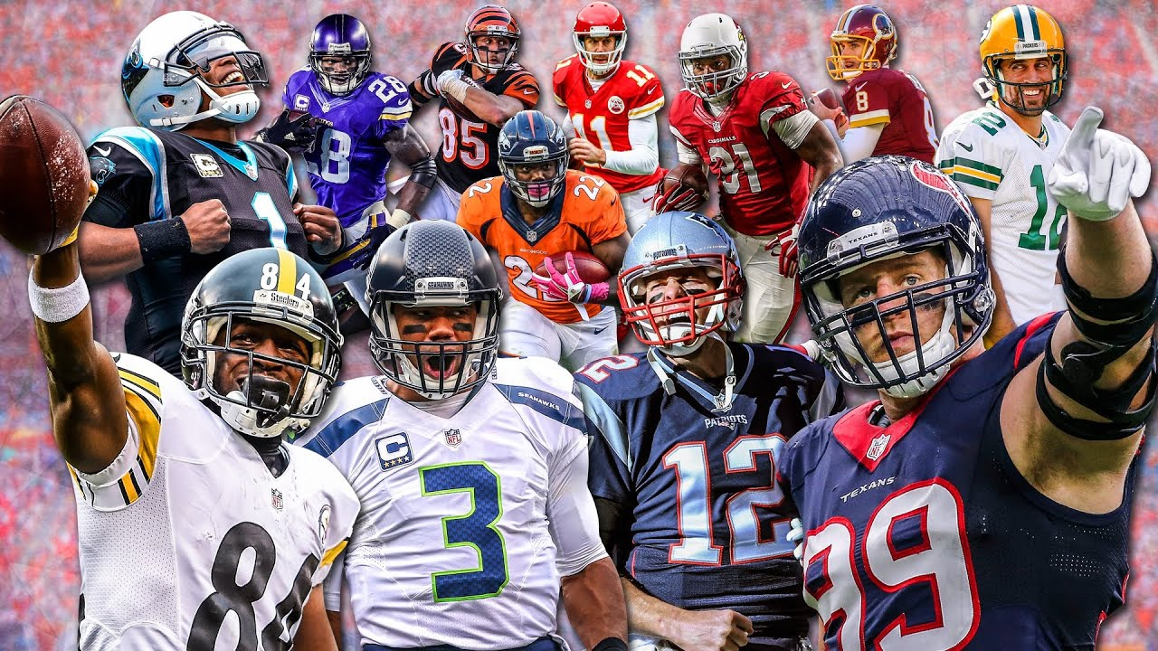 10 NFL Teams Most Likely to BOUNCE BACK in 2016 - YouTube