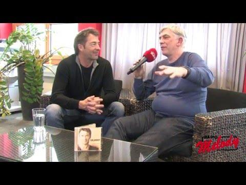 """Gilbert über sein Album """"Mehr Noch"""" im Radio Melody Gespräch März 2016"""