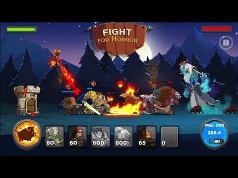 Castle Kingdom: Crush in Free Android Gameplay