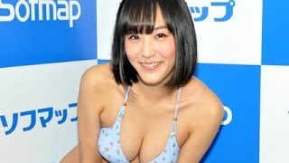DVD 『浜田由梨 ユリニック』発売記念イベントが2014年11月22日に行われ...
