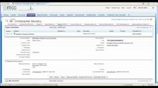 How to use Tasks in Salesforce.com to manage your Tickler process
