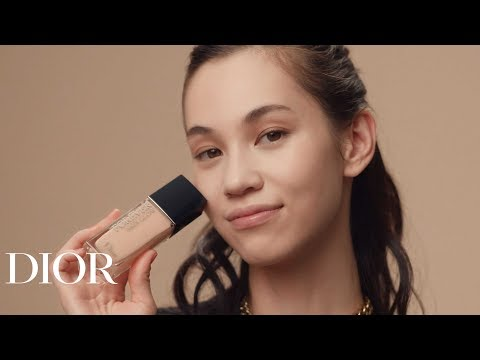 Dior Forever Exclusive Collab with Dazed – Makeup Application with Kiko Mizhuara for Dior