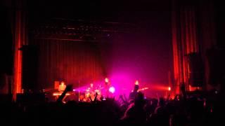 Future Islands - Season change feat. Win Butler (Arcade Fire) :: Montreal 2014