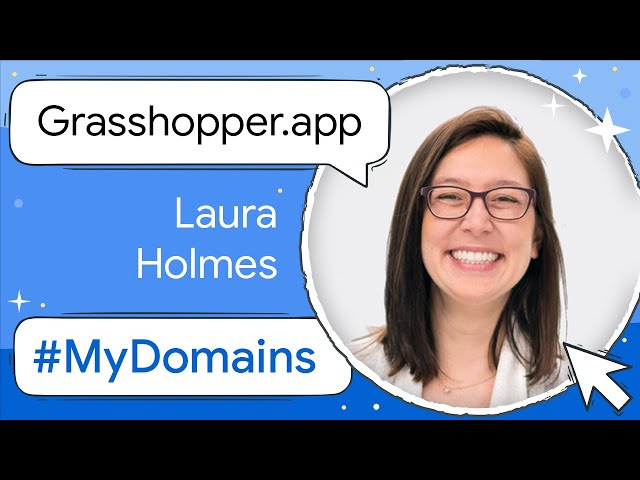#MyDomain - grasshopper.app