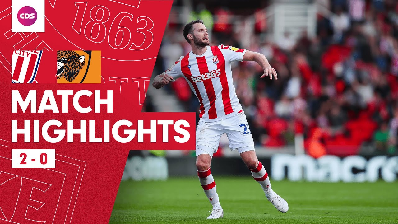Download Highlights: Stoke City v Hull City