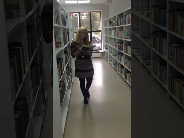 Юлия Гребенщикова читает произведение «Вечер» (Бунин Иван Алексеевич)