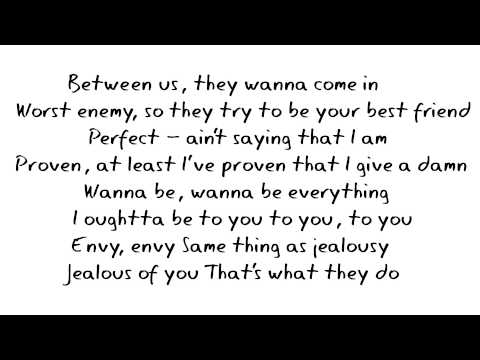 Justin Bieber - All Bad Lyrics