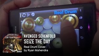 "REAL DRUM ""Avenged Sevenfold - Seize The Day"""
