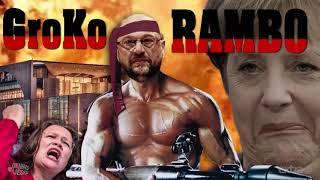 GroKo-Rambo – der Song