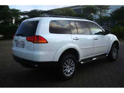 2010 mitsubishi pajero sport 32 di d gls at auto for sale on auto trader south africa