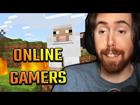 "Asmongold Watches & Reacts To ""The 10 Types Of Online Gamers!"" By Nixxiom"