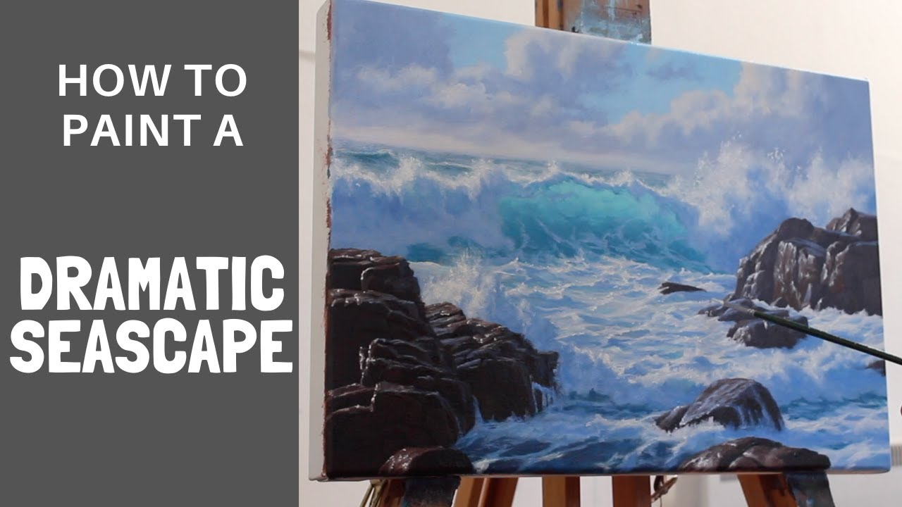 How To Paint Steps Art