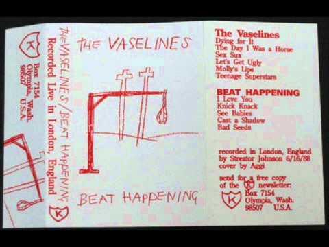 Beat Happening - Knick Knack - Live in london 06-16-88