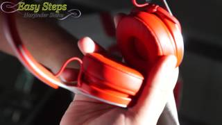 Beats EP Wired On-Ear Headphone - Red | Quick Unboxing