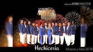 HECHICERIA - SONORA DINAMITA (AUDIO)