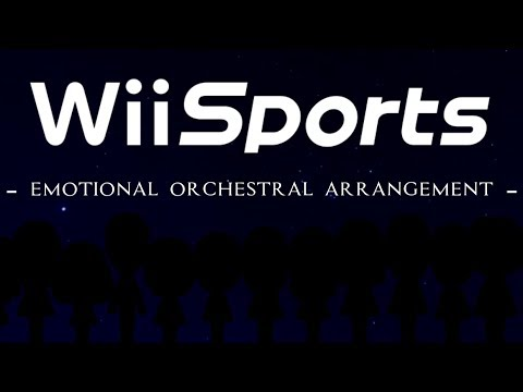 Wii Sports Theme Remix - Emotional Orchestral Arrangement Cover