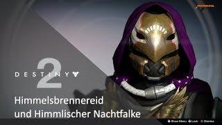 HIMMELSBRENNEREID UND HIMMLISCHER NACHTFALKE - XUR - PVP TEST | Deutsch | HD