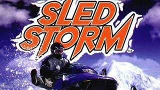CGRundertow SLED STORM for PlayStation Video Game Review