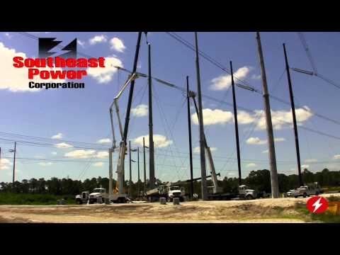Southeast Power Corporation -500kV Work