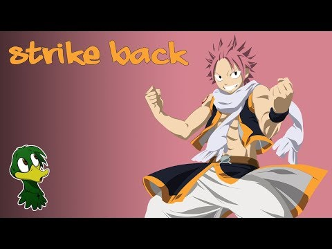 Fairy Tail - Strike Back (FULL OPENING) - (ENGLISH COVER) Swiblet Ft. NoneLikeJoshua