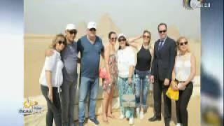 أسامة خليل يكشف كواليس زيارة النجم رونالدو الى مراكش في المغرب والقاهرة والغردقة وشرم الشيخ في مصر