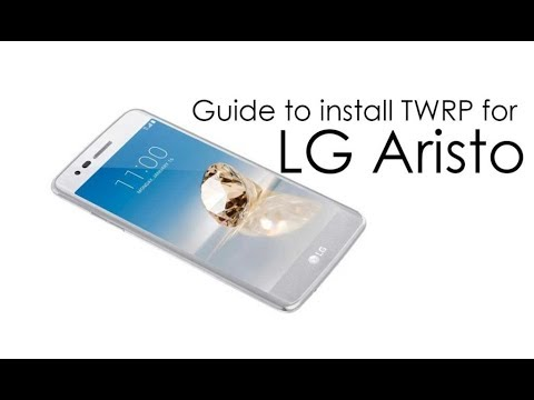 How to Root the LG Aristo *Full Guide*
