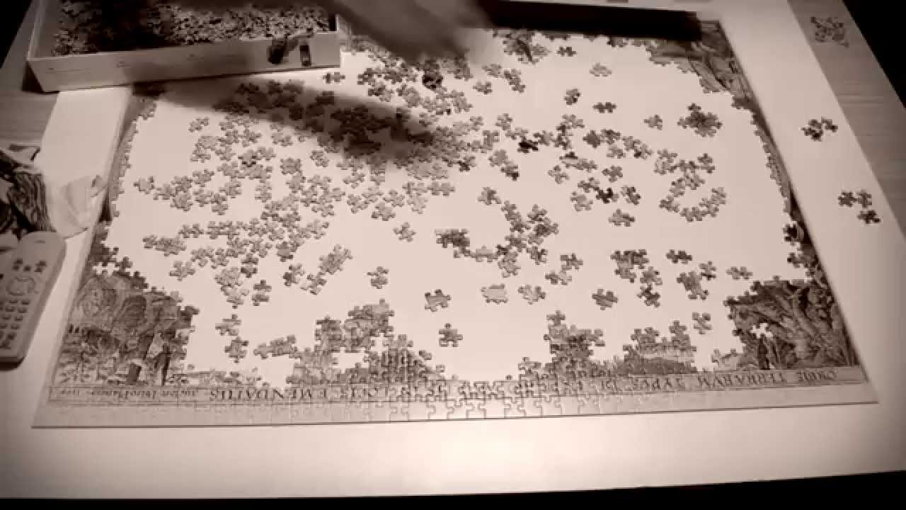 Puzzle ravensburger 1500 piece world map 1594 youtube gumiabroncs Gallery