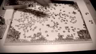 Puzzle - Ravensburger 1500 Piece - World Map 1594