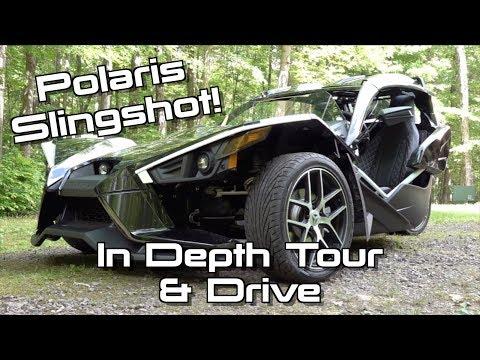 2019-polaris-slingshot-grand-touring:-start-up,-test-drive-&-in-depth-tour