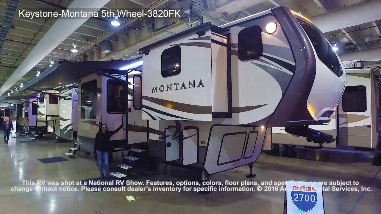 Keystone-Montana 5th Wheel-3820FK