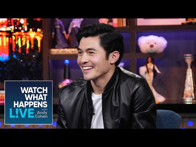 Is James Bond a Possibility for Henry Golding? | WWHL