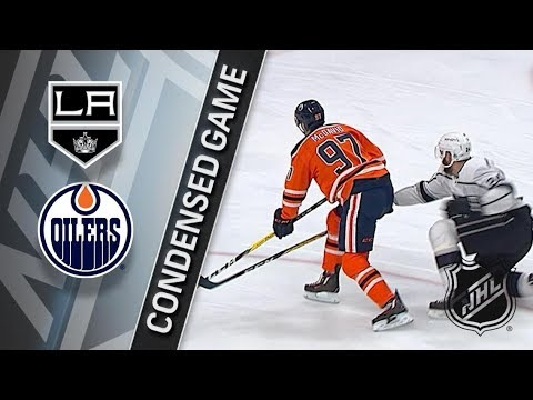 Los Angeles Kings vs Edmonton Oilers – Mar. 24, 2018 | Game Highlights | NHL 2017/18. Обзор