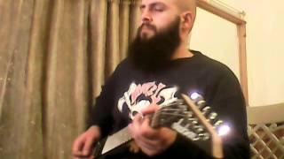 EToS - The River Flows Frozen Guitar Cover