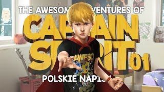 The Awesome Adventures of Captain Spirit (Napisy PL) #1 - Prequel Life is Strange 2 (Gameplay PL)