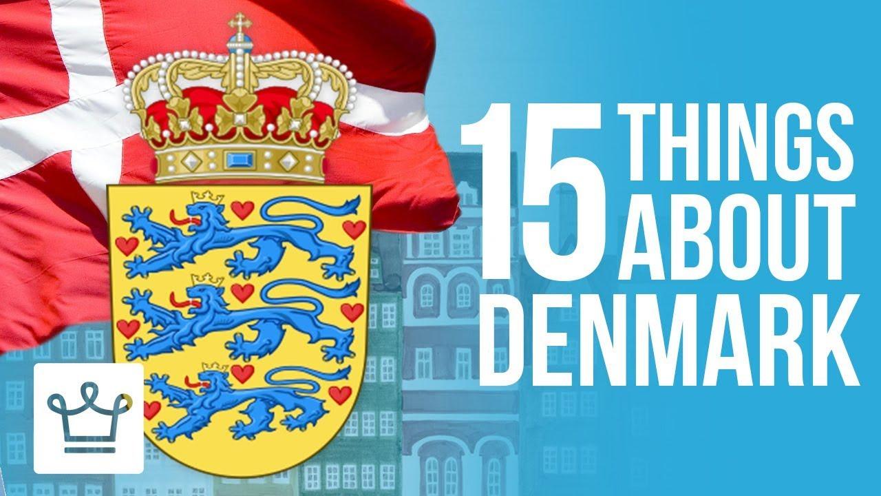 15 работи кои не сте ги знаеле за Данска