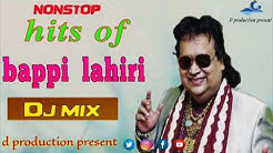 Hits of bappi lahiri | old Hindi dence | audio nonstop DJ | DJ Hb mix  | d production present