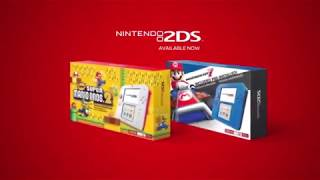 Nintendo 2DS Commercial