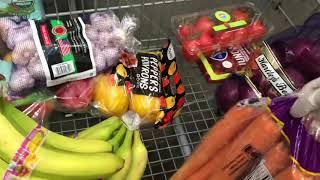 157 США ВЛОГ Шоппинг в Costco Закупка в магазине TARGET во время КАРАНТИНА