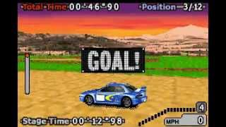 GT Advance 2 - Rally Racing: -10-  Argentina