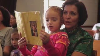 Because He Lives Meetinghouse Library Video