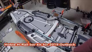 2019 Marine Mat Kayak Mat Kit for Hobie Outback