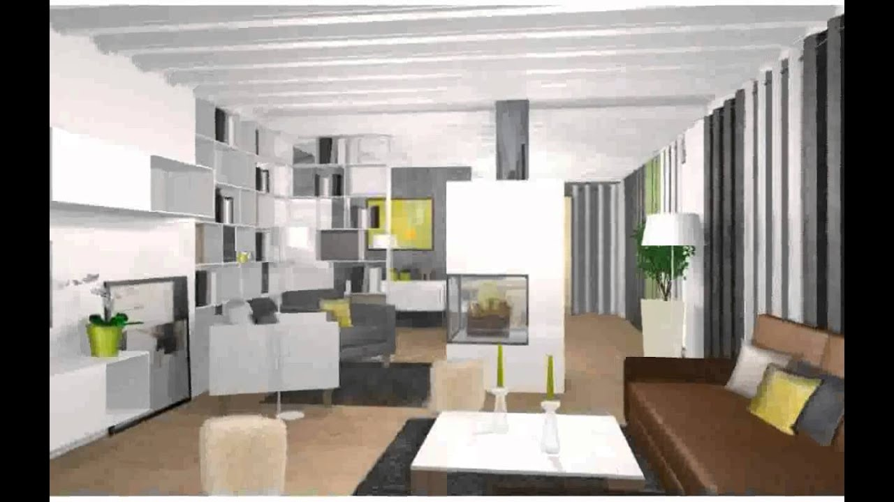 Photos d coration int rieure maison youtube for Maison interieur